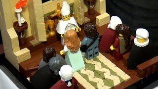 LEGO The Princess Bride scenes - Brickworld Chicago 2014