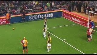 Evren Turhan'ın Golü | 4 Büyükler Salon Turnuvası | Galatasaray 6 - Fenerbahçe 4 | (02.01.2016)