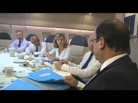 Inside french air force one aka cotam one youtube for Force interieur