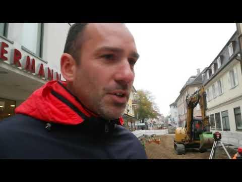 Wieviele verschiedene Lapis Perfectus-Steine kommen in der Offenburger Innenstadt zum Einsatz?