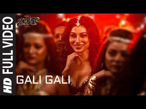 Gali Gali Full Video Song | KGF | Neha Kakkar | Mouni Roy | Tanishk Bagchi | Rashmi Virag |T-SERIES
