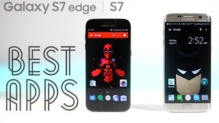 10 Best Must Have Android Apps for Galaxy S7 & S7 Edge