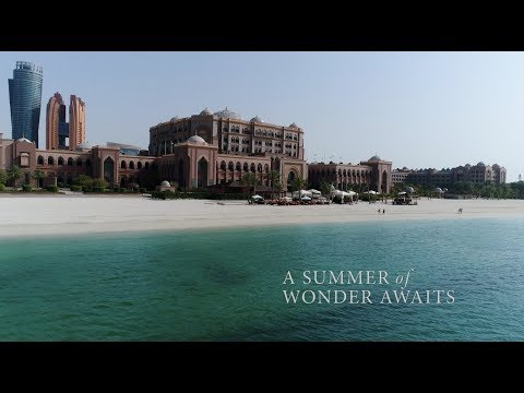 Emirates Palace | Summer At The Palace | Cinema Campaign