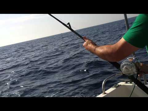 Pesca currican de fondo 2013, torre de la horadada