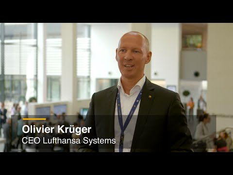 Airline Forum 2016: Statement from Olivier Krüger, CEO Lufthansa Systems