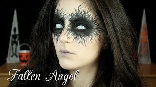 Halloween Tutorial: Fallen Angel Thumbnail