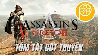 ASSASSIN'S CREED II: Tóm tắt cốt truyện