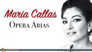 Maria Callas - Greatest Opera Arias | Tosca, La Traviata, Norma, La Bohème...