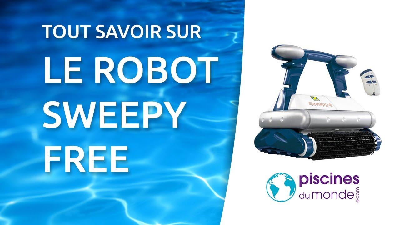 Robot piscine sweepy free zodiac pool care youtube Robot piscine sweepy free zodiac