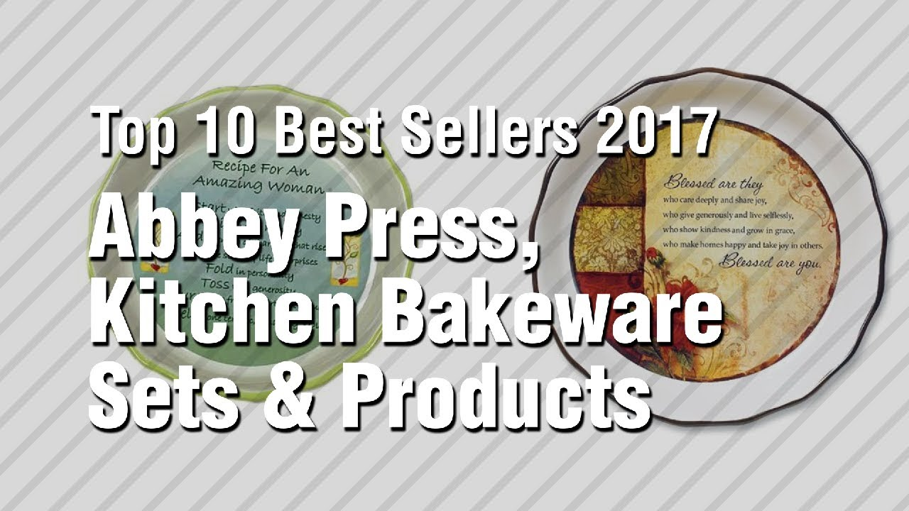 Abbey press kitchen bakeware sets products top 10 best sellers 2017