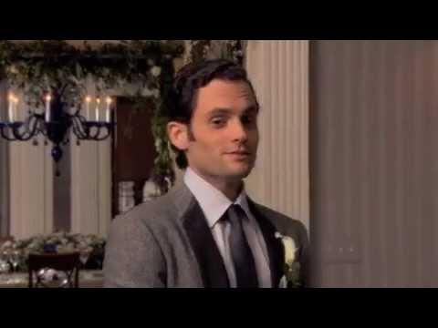 Serena van der Woodsen and Dan Humphrey Wedding - YouTube