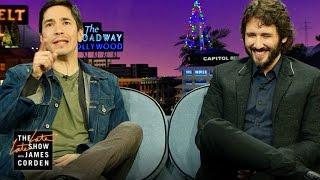 Josh Groban: Pilot; Justin Long: Uber Driver?