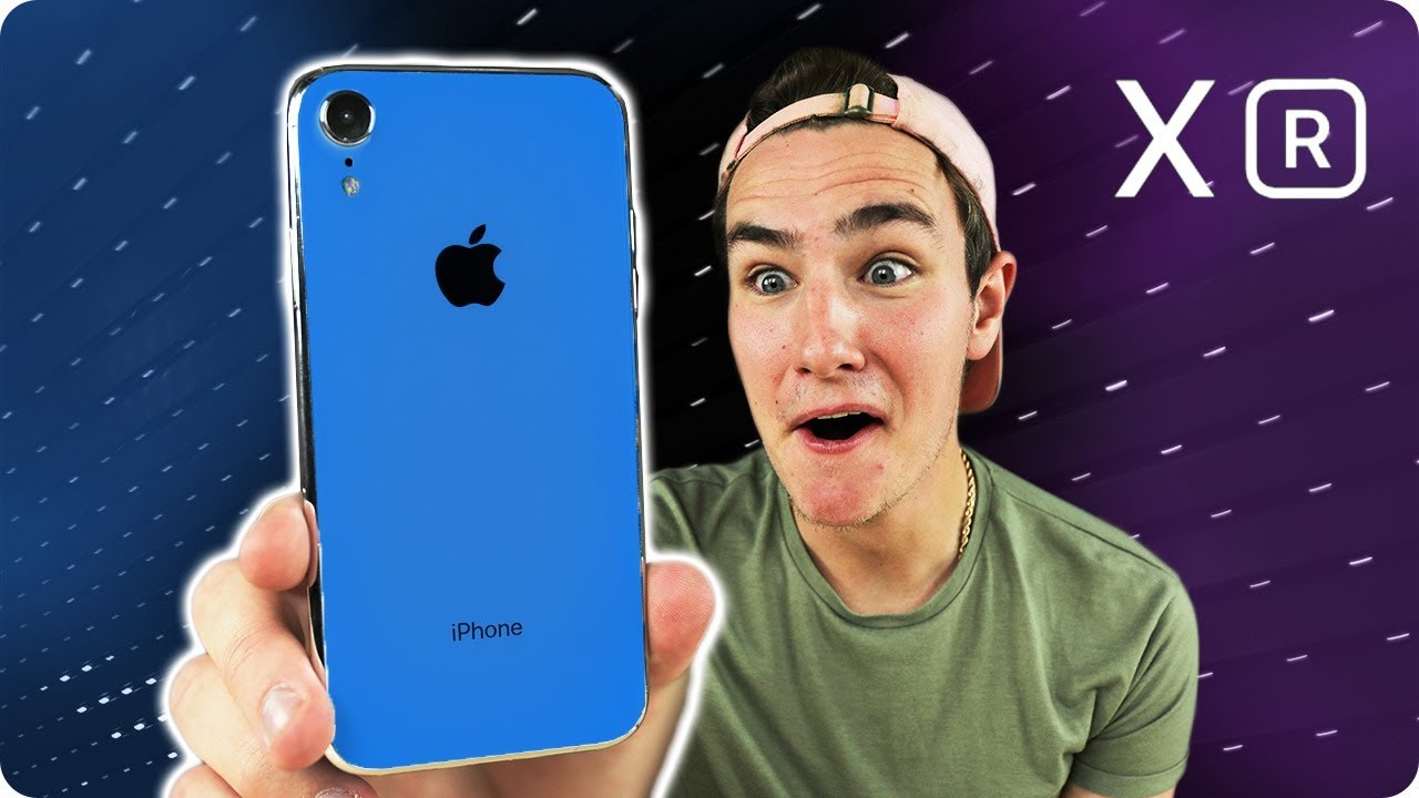 iPhone XR cuts one other corner to keep its price point