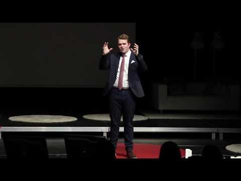 """The N-Word"" | Maxwell Stroemer | TEDxYouth@Zurich"