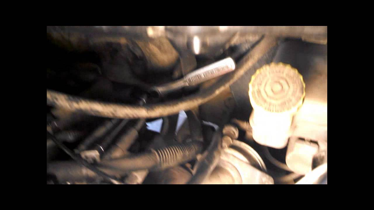 How To Remove Power Steering Reservoir On 2005 Chrysler ...