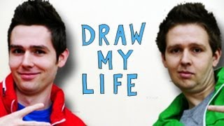 "Best ""DRAW MY LIFE"" Ever!"