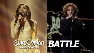 Eurovision BATTLE Winners vs 4th Places (2005-2018)   My Favourites