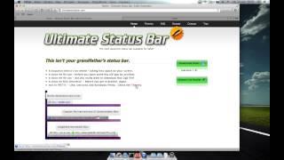 Как сделать в Safari статус бар?(, 2014-06-08T19:55:05.000Z)