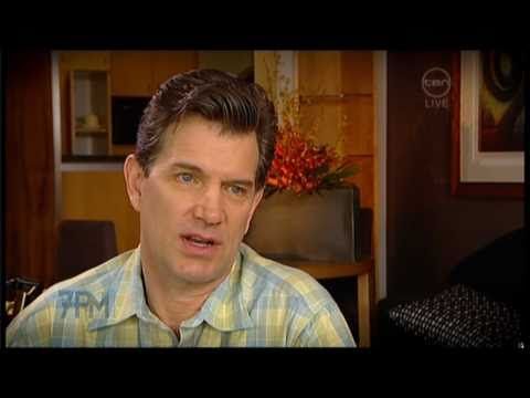Chris Isaak interview on The 7pm Project (Australia) March 2011