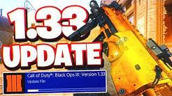 SO. Black Ops 3 got a NEW UPDATE in 2020 😂 (1.33 Update)