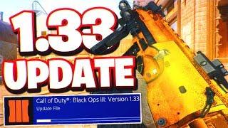 SO.. Black Ops 3 got a NEW UPDATE in 2020 😂 (1.33 Update)