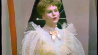 Barbara Cook sings a medley from