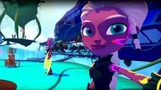 Герои Энвелла - Дворец Саламандры - серия 23 - трейлер - мультфильм для детей