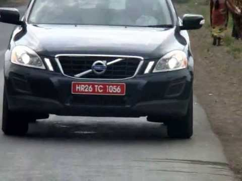 Volvo XC60 : 2011 Review by Cartradeindia.com