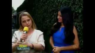 Maite Perroni no Programa do Ratinho(Entrevista)