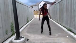Professor ft Oskido fingerprints & Serge Beynaud Kabableke dance cover