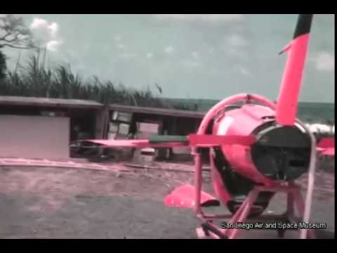 Ryan Aeronautical Firebee Drone Field Service in Panama F-1161