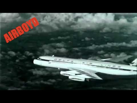 The Convair 880 - Introduction To A Champion