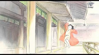 Prinsessa Kaguyan taru -elokuvan traileri