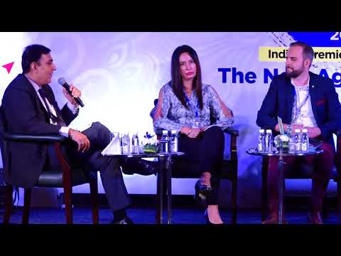 India Travel Summit, 2017 -  Panel 2 (The New Age Traveller)