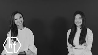 419 Seconds with AGA & Gin Lee,女歌手|SECONDS SERIES|HOKK FABRICA