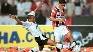 São Paulo 2 x 0 Corinthians - 2° Jogo da Semi-Final do Campeonato Paulista de 2000