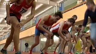 В Новосибирске прошел открытый чемпионат области по легкой атлетике в закрытых помещениях