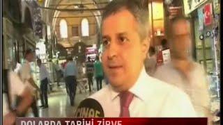 ALB Forex Yatırım Uzmanı Volkan Kuğucuk Dolar Rekoru - CINE 5