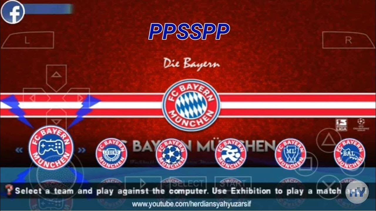 Scoreboard, Menu Icon & Stadium Entrance For PES 2020 PPSSPP
