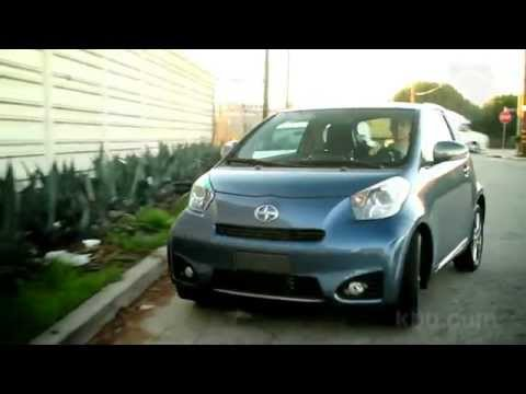 2012 Scion iQ Review - Kelley Blue Book