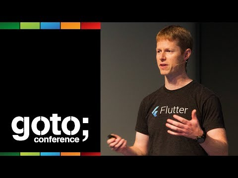 GOTO 2017 • Flutter: The Best Way to Build for Mobile? • Kasper Lund
