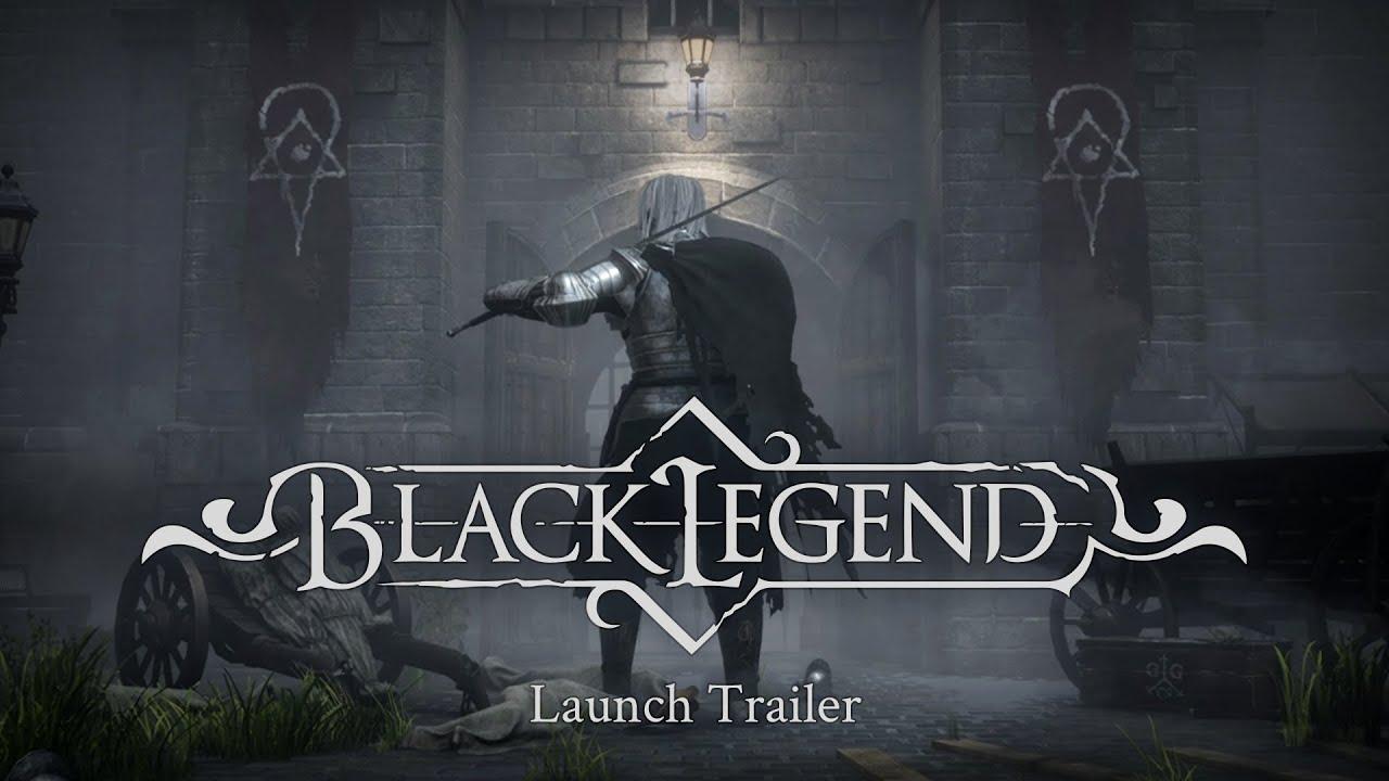 Προετοιμαστείτε για το Black Legend, που έρχεται στις 25 Μαρτίου 2021 στο Switch