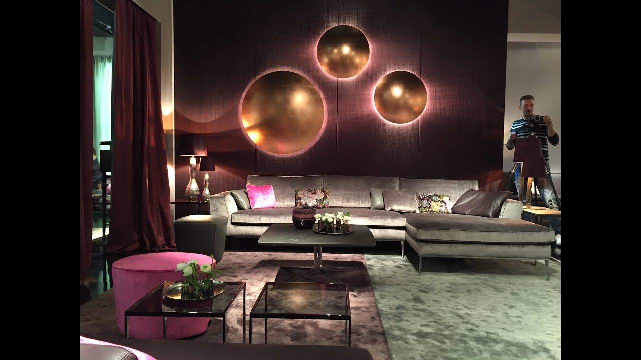 einrichten schweigert trendsetter in sachen wohnen ideen und trends von der messe k ln youtube. Black Bedroom Furniture Sets. Home Design Ideas