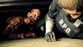 "30 MINUTES DE PURE HORREUR ! - Resident Evil 2 Remake ""1-Shot Demo"""
