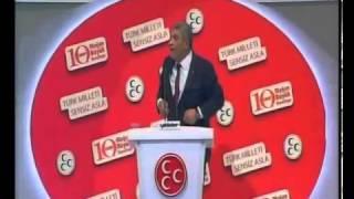 D. Müsavat Dervişoğlu MHP 10. Büyük Kurultay Konuşması
