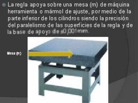 Mesa de senos youtube for Como pulir una mesa de marmol