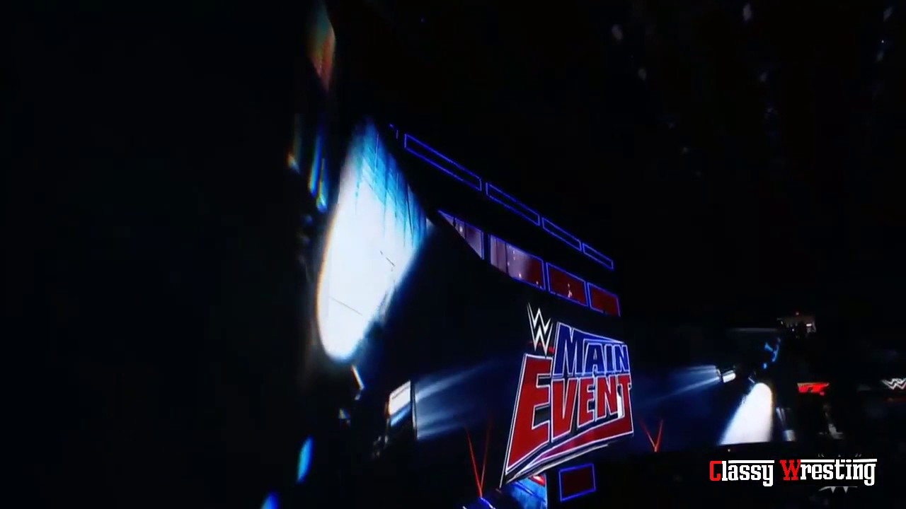 Download WWE Main Event 10/3/2017 Highlights - WWE Main Event 10 March 2017 Highlights