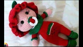 Amigurumi Emzikli Bebek Yapımı | Oyuncak, Bebek modeller ... | 180x320