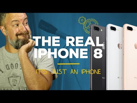 iPhone 8: Magic or, uh, just an iPhone?