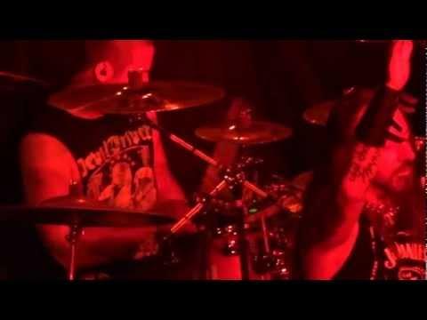 DevilDriver Live 2012
